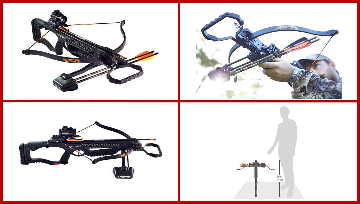 Barnett Outdoors BCR Recurve Crossbow
