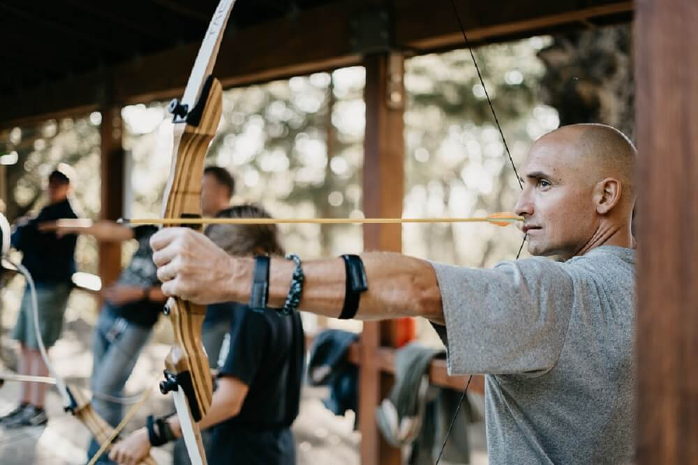 How to determine the arrow weight