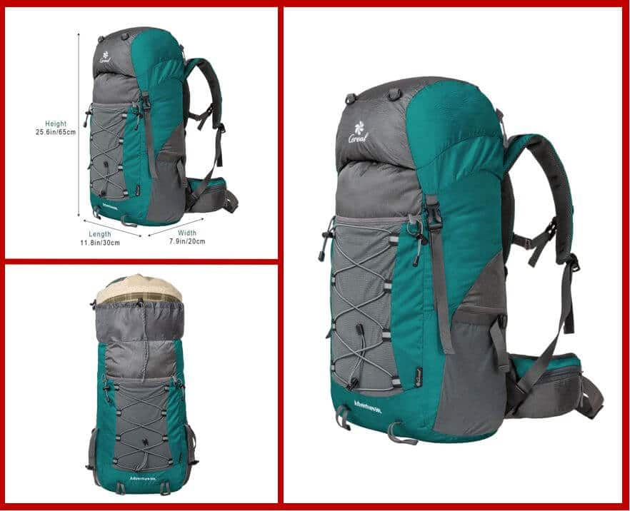 Coreal Hiking Backpack