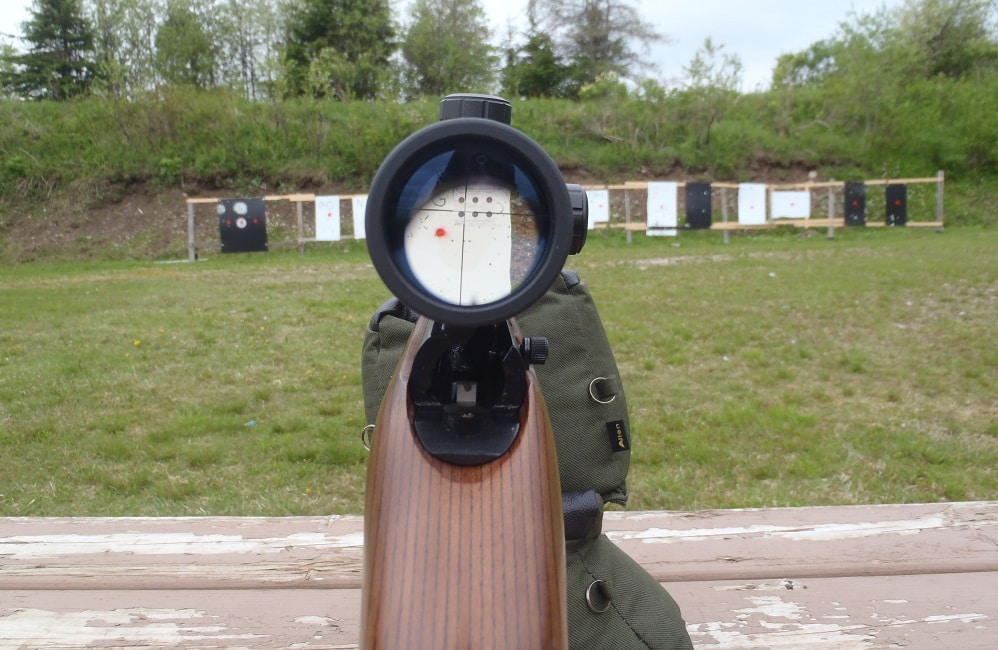 How To Zero A Rifle Scope At 100 Yards [Must Read ...