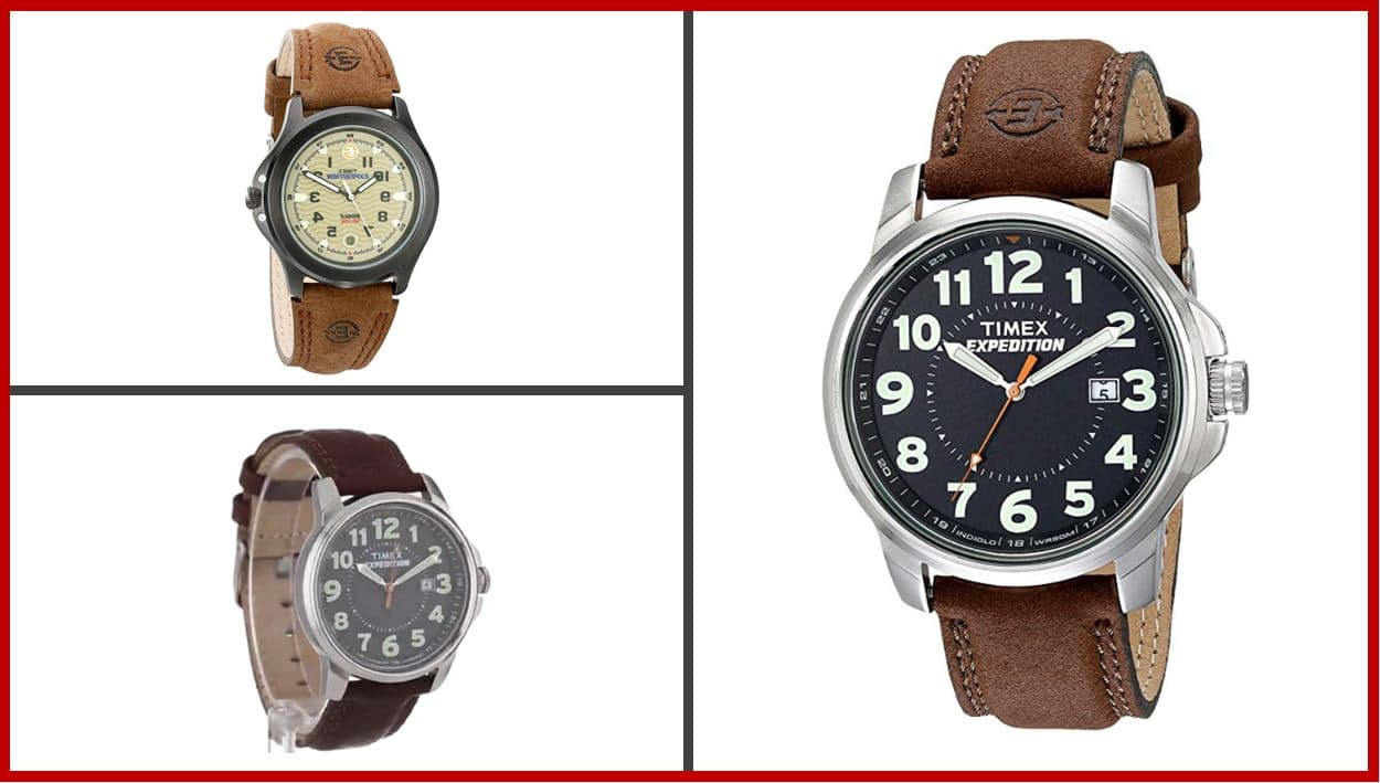 Timex T40051 Expedition Watch