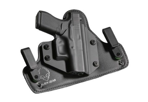 best IWB holster for big guys