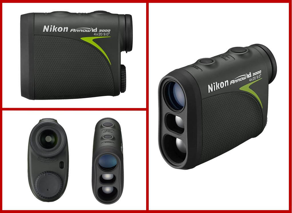 Nikon 16224 Arrow ID Rangefinder