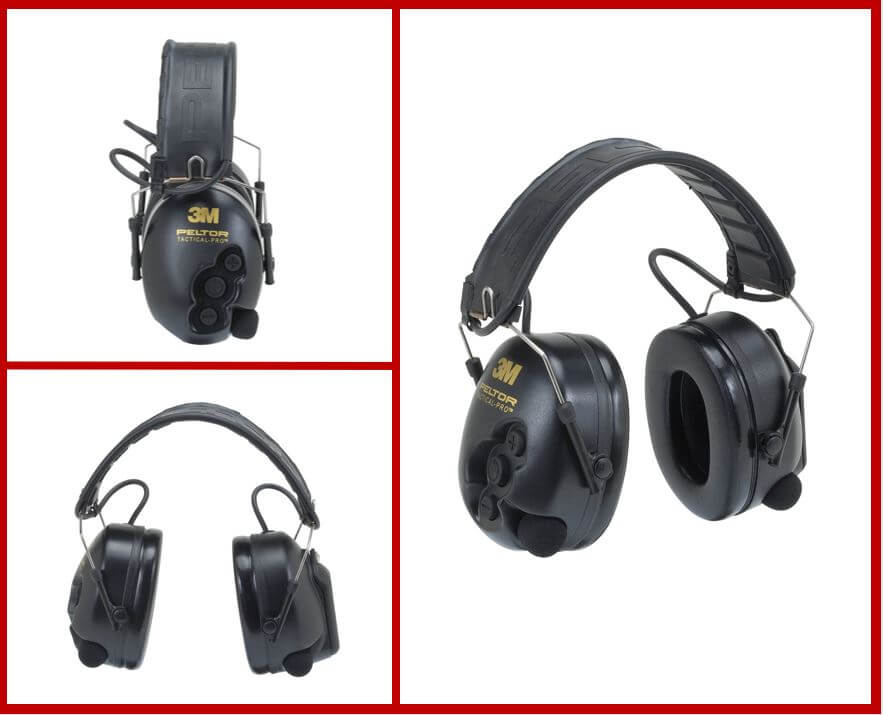 3M Peltor TacticalPro Headset