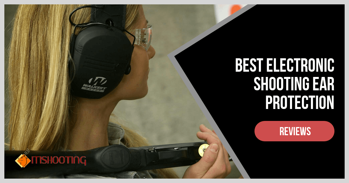 best electronic shooting ear protection featured