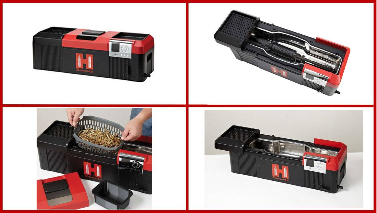 Hornady 043310 Lock-N-Load Sonic Cleaner