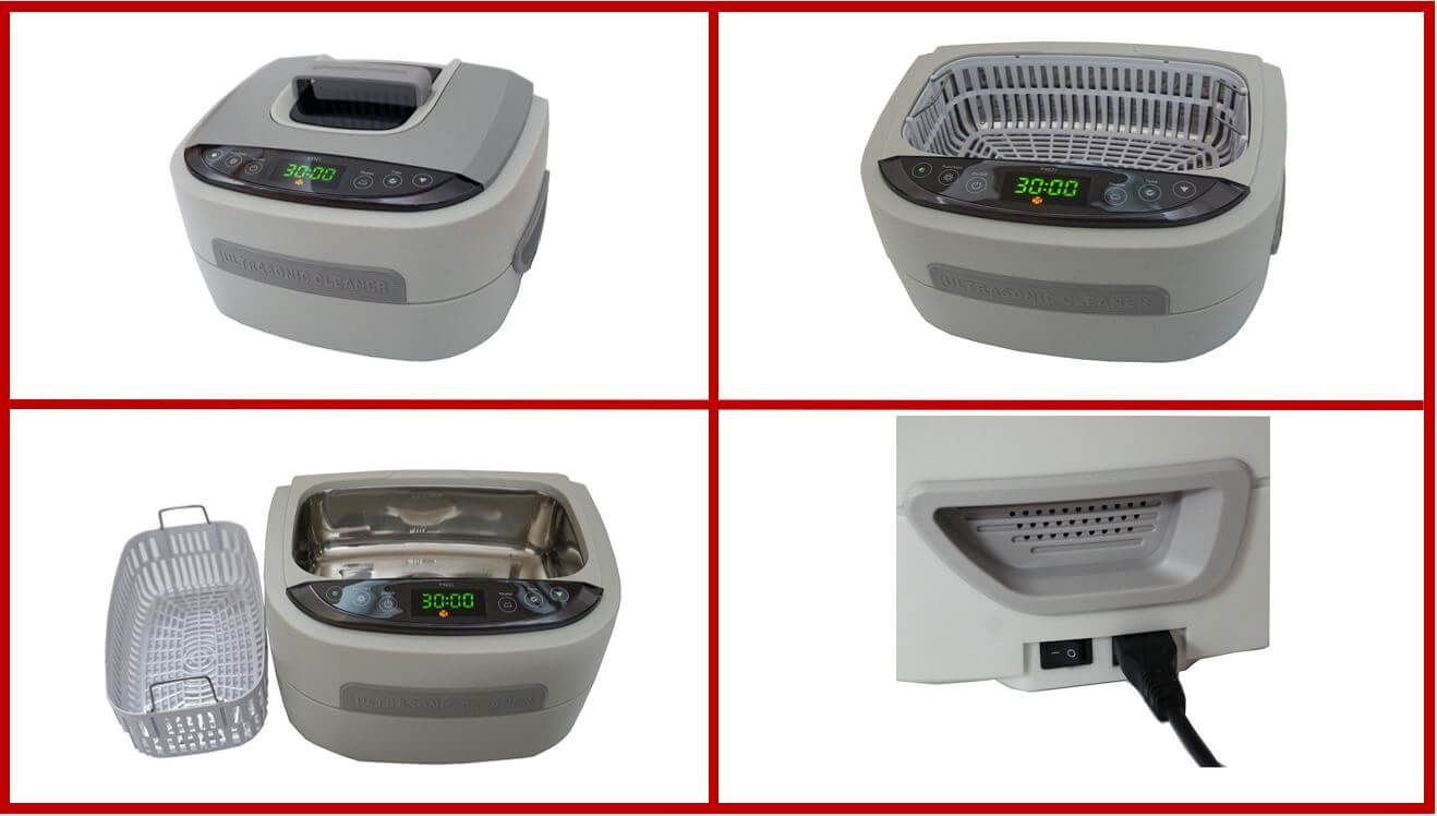 iSonic P4821 Commercial Ultrasonic Cleaner